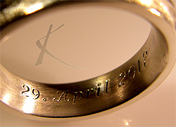 an inner ring engraving copyright kerstin laibach - Wedding Ring Inscriptions