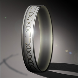 Vegan Bangle - Copyright Kerstin Laibach