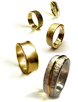Browse Ethical Wedding Rings by Kerstin Laibach